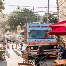 100 Food Trucks In Atlanta The Loaded Burger Home Georgia Menu Prices