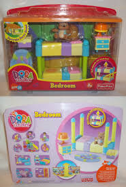Dora The Explorer Talking Kitchen Set by Dora The Explorer 44039 Fisher Price Nick Jr Junior Dora The