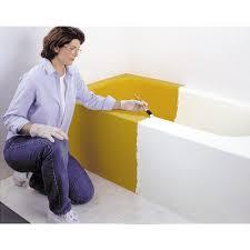Bathtub Refinishing Kit For Dummies by Porcelain Bathtub Paint Kit White Tub And Tile Refinishing