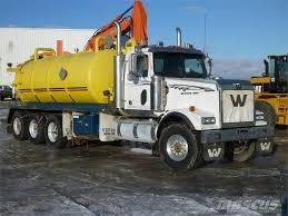 100 Used Vacuum Trucks Western Star 4900FA