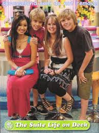 The Suite Life On Deck Cast by The Suite Life On Deck Brenda Song Cole Sprouse Debby Ryan