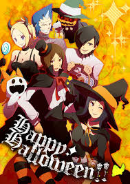 Halloween 2 Cast by Happy Halloween From The Persona 2 Cast Megami Tensei Persona