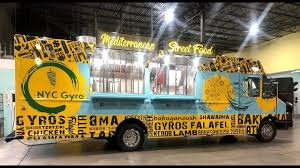 100 Food Trucks In Nyc NYC GYRO FOOD TRUCK For Sale