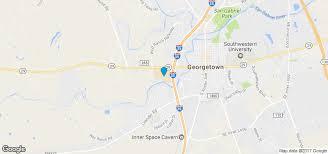 FedEx fice Geor own Texas 1013 W University Ave