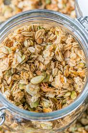 Pumpkin Flaxseed Granola Nutrition Info by Why You Should Be Eating A Few Pumpkin Seeds Everyday Especially