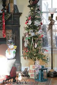 Snowman Tree Decorating Ideas From The Dollar