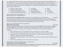 Hotel Maintenance Resume Sample Bsw 0d Property Management Examples Example