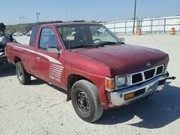 100 1995 Nissan Truck King For Sale At Copart Loganville GA Lot 31321228