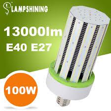 400 watt equivalent 100w led corn bulb e40 e27 base