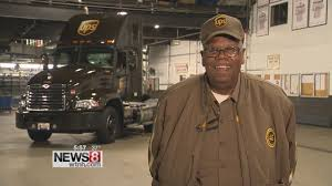 Local UPS Driver Talks About His 50 Years On The Job - YouTube