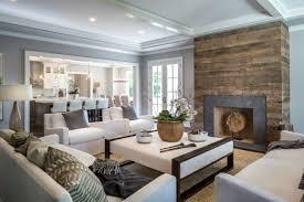 moderne wohnzimmer klassisch einrichten feuerstelle