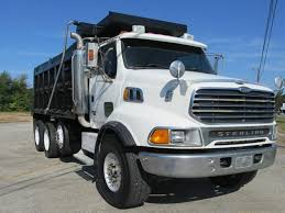 100 Used Dump Trucks For Sale In Nc USED 2006 STERLING A9500 TRIAXLE STEEL DUMP TRUCK FOR SALE