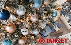 Thru 12 10 Target Is Offering Up A Nice Discount Of 30 Off Select Artificial Trees Lighting Ornaments This Week Both In Stores And Online At