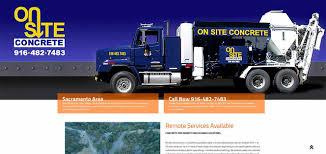 100 Ready Mix Truck On Site Concrete Sacramento Mix Cement Portable Batch