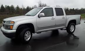 Sold.2011 CHEVROLET COLORADO LT CREW CAB 4X4 3700 VORTEC 60K GM ...