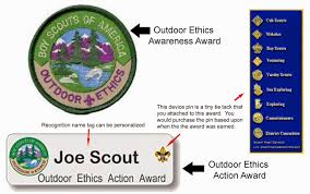 Cub Scout Committee Chair Patch Placement by San Tan District Cub Scout Roundtable Compassion Aware And Care