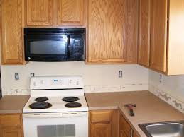 White Cabinets Dark Countertop What Color Backsplash by Backsplashes White Cabinets Black Countertop Backsplash Ideas