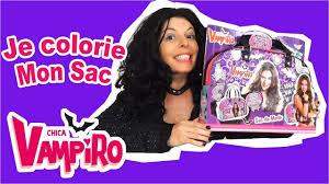 45 Ideas Coloriage Chica Vampiro Mirco Coloriage Kids Pour