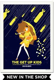 The Get Up Kids Morton Salt Poster Two Of My Favorite Things