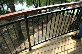 Porch: Terrific Porch Banisters Photos. Metal Porch Railing ... Metal And Wood Modern Railings The Nancy Album Modern Home Depot Stair Railing Image Of Best Wood Ideas Outdoor Front House Design 2017 Including Exterior Railings By Larizza Custom Interior Wrought Iron Railing Manos A La Obra Garantia Outdoor Steps Improvements Repairs Porch Steps Cable Rail At Concrete Contemporary Outstanding Backyard Decoration Using Light 25 Systems Ideas On Pinterest Deck Austin Iron Traditional For