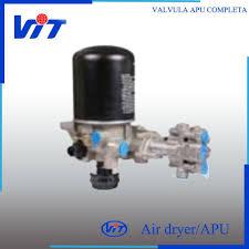 100 Apu Units For Trucks Vit Brand Wabco Truck Air Dryer Air Processing Unit Valvula
