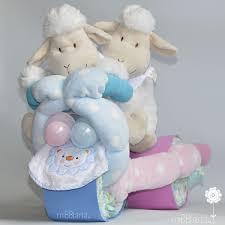 Triciclo De Pañales Gemelar BabyTwins We Made A Wish