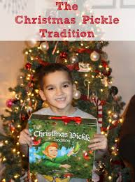 Pickle On Christmas Tree German Tradition by Christmas Archives The Mommyhood Life Travel Crafts Food