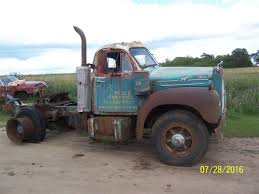 100 For Sale Truck 1957 Mack B61 For ClassicCarscom CC975508