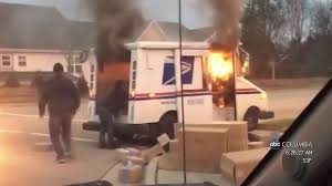 USPS Truck Catches Fire - ABC Columbia Guy Toubes On Twitter Whats A Mail Trucks Favorite Holiday Usps Dont Throw My Package Postal Vehicles Heres How Hot It Is Inside Mail Truck Youtube Forensic Police Officers Inspect Parked Truck In Which Up To 50 Give Direct Contracts To All Client Who Buy Trucks And Trailers From Deliver The L For Kids Blog Taxpayers Protection Alliance Ram Sells Trucks With Tough Piece Target Marketing