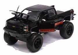 Chevrolet Silverado Just Trucks Off-road 1:24 Jada - $ 497.00 En ...