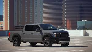 100 Pickup Truck Trader This 600Plus Horsepower Ford F150 RTR Concept Is A Muscular Jack
