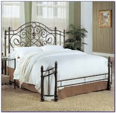 White Wrought Iron King Size Headboards by Wrought Iron King Size Headboards U2013 Clandestin Info