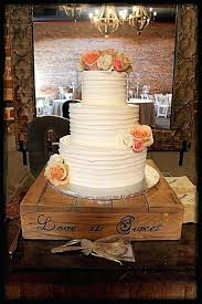 Tiered Wooden Cake Stand Rustic Love Is Sweet Wedding Table Centerpiece Wood Barn P