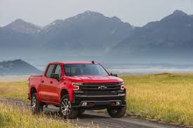 100 Chey Trucks First Drive 2019 Chevrolet Silverado 1500 Trail Boss Review