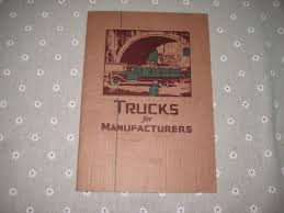 100 Brother Truck Sales Vintage 1929 Dodge S Catalog Rare 1892121500