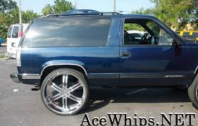 Pics Of 2 Door Tahoe On 30 Rims, Chevy 2 Door Truck | Trucks ...