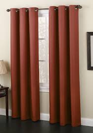 Country Curtains Penfield Ny by Montego Grommet Curtains U2013 Paprika Lichtenberg View All Curtains