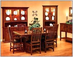 Mission Cabinet Hardware Craftsman Furniture Style Contemporary Dining Room Remodel Remarkable Solid Wood Rustic