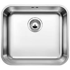 Blanco Sink Protector Stainless Steel by Blanco Supra 400 U 1 Bowl Stainless Steel Sink Reversible Bl452613