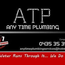 Any Time Plumbing Services Plumbing Sydney New South Wales