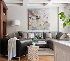 living room blue gray paint living room remodeling ideas on a