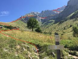hiking lake annecy montmin to la tournette hdomesticus