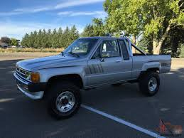 100 1987 Toyota Truck Other SR5