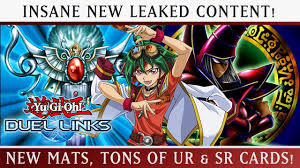 Orichalcos Deck Legacy Of The Duelist by Insane New Leaked Cards New Sleeves U0026 Mats Yu Gi Oh Duel Links W