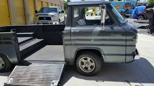 100 Chevy Corvair Truck 1964 Rampside Pick Up 1 YouTube