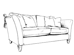 800x600 Blenheim Small Knole Sofa Furniture Sofas Dining Beds