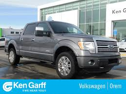 100 2012 Ford Trucks For Sale PreOwned F150 Platinum Crew Cab Pickup 2WU4231A Ken