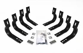 WIDESIDER Brackets, Big Country Truck Accessories, 392035 | Titan ...