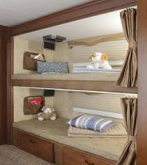 Class C RV With Bunk Beds