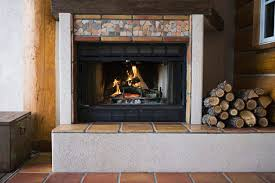 How To Put In A Gas Fireplace by Do I Need To Put Anything On The Floor For A Gas Fireplace Hunker